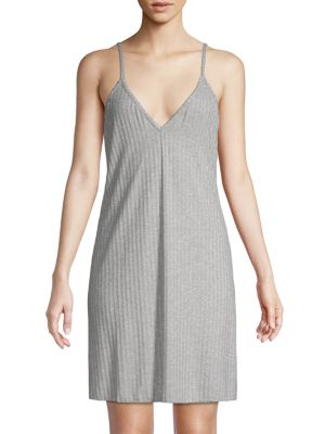 Cosabella V-Neck Slip Dress