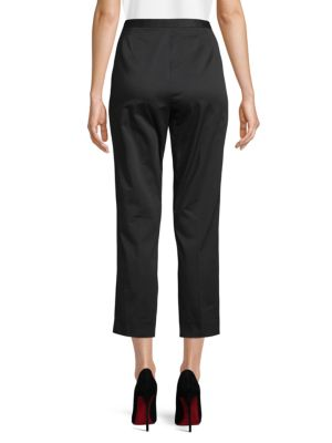 MARC JACOBS Cottons Cropped Pants
