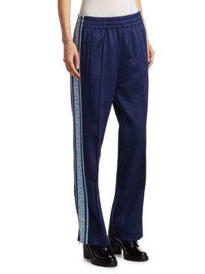 MARC JACOBS Track pants Chain Print Track Pants
