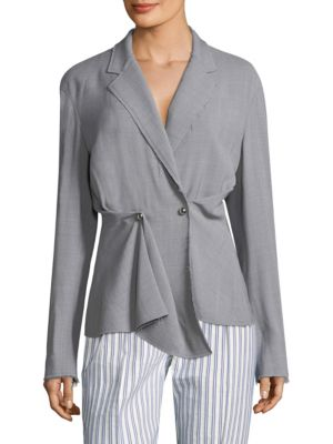 Jason Wu Wool Canvas Jacket
