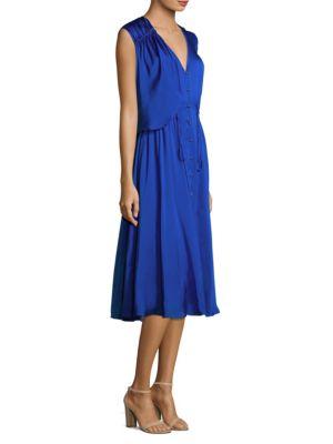 Jason Wu Silks Silk Chiffon Dress