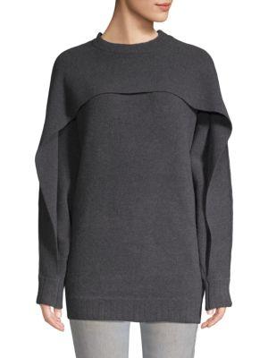 Brochu Walker Classic Long-Sleeve Sweater