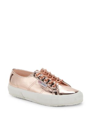 Superga Diamond Mirror Low-Top Sneakers