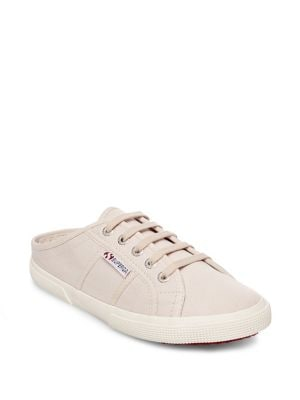 Superga Canvas Lace-Up Sneakers