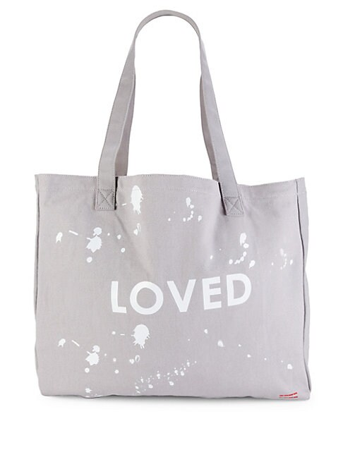 PEACE LOVE WORLD Loved Oversized Tote