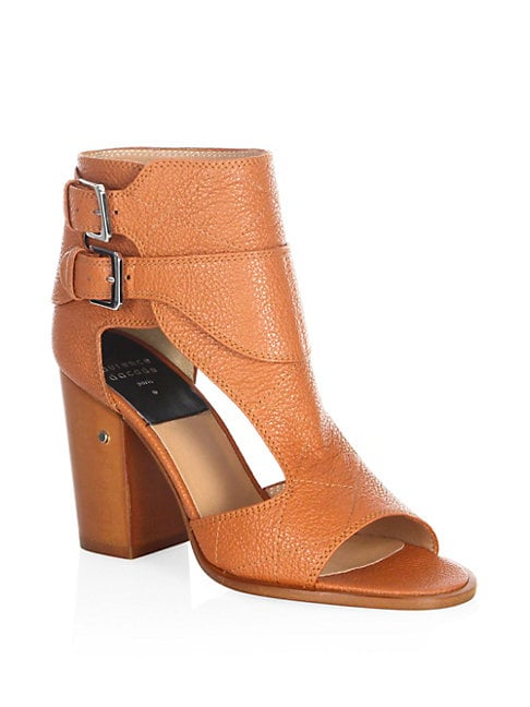 Laurence Dacade DERIC LEATHER SANDALS