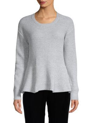 John & Jenn Roundneck Sweater