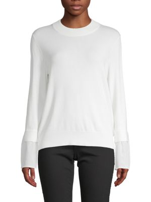Ellen Tracy Crewneck Sweater