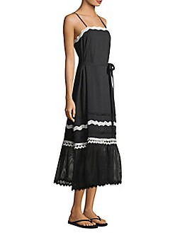 739d24dc1164a Jonathan Simkhai. Cotton Lace Midi Dress