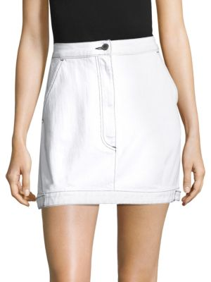 Public School Paige Denim Skirt