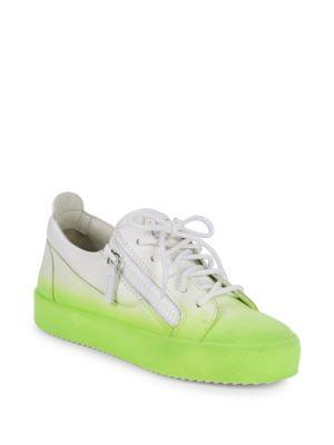Giuseppe Zanotti Ombre Effect Sneakers