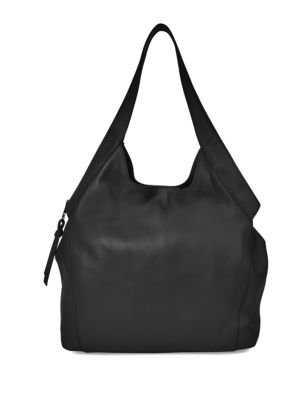 Kooba Oakland Leather Hobo Bag