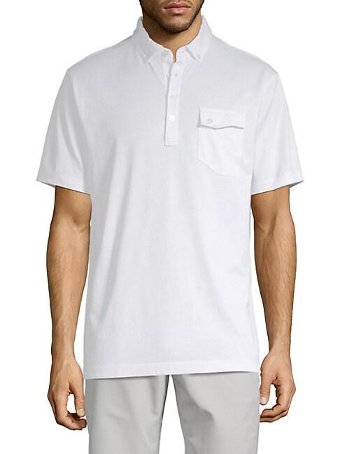 DEVEREUX | Classic Cotton Polo | Goxip