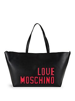 1770a47d8dc Product image. QUICK VIEW. Love Moschino. Logo Soft Tote.  303.00  149.99