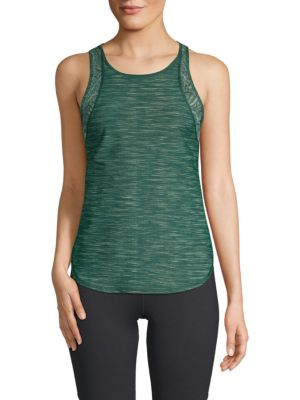 Vimmia Curved-Hem Tank Top
