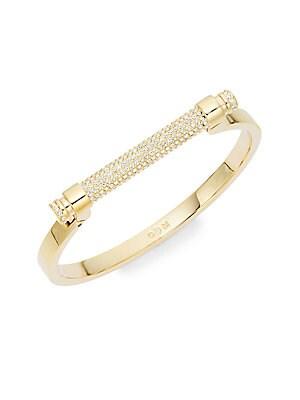 Swarovski Crystal Bangle Bracelet by Swarovski