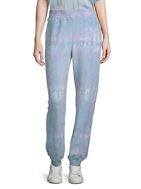 ELECTRIC & ROSE   Strand Tie-Dye Sweat Pants   Goxip