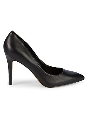 2775d326a6d Calvin Klein - Brady Leather High Heel Pumps - saksoff5th.com