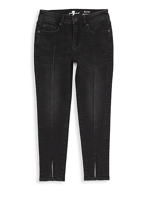 Little Girls  Girls Ankle Skinny Jeans