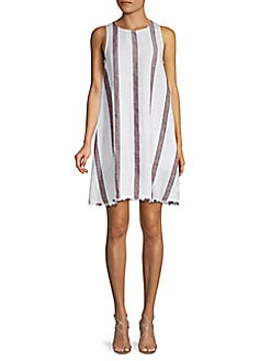 db7ae4f9013 Striped Halter Shift Dress PENNY. QUICK VIEW. Product image