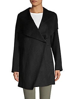 f02cda65f9f QUICK VIEW. T Tahari. Nicky Reversible Wool-Blend Coat