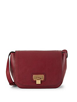 QUICK VIEW. Cole Haan. Logo Leather Crossbody Strap 775b0e6a6c