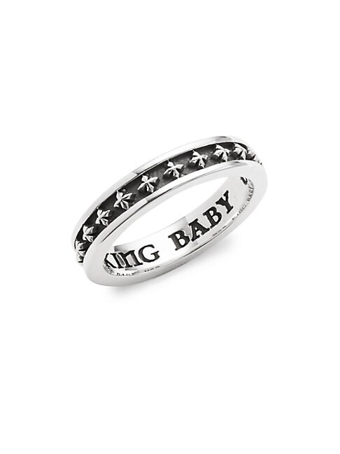 Stackable Sterling Silver Ring