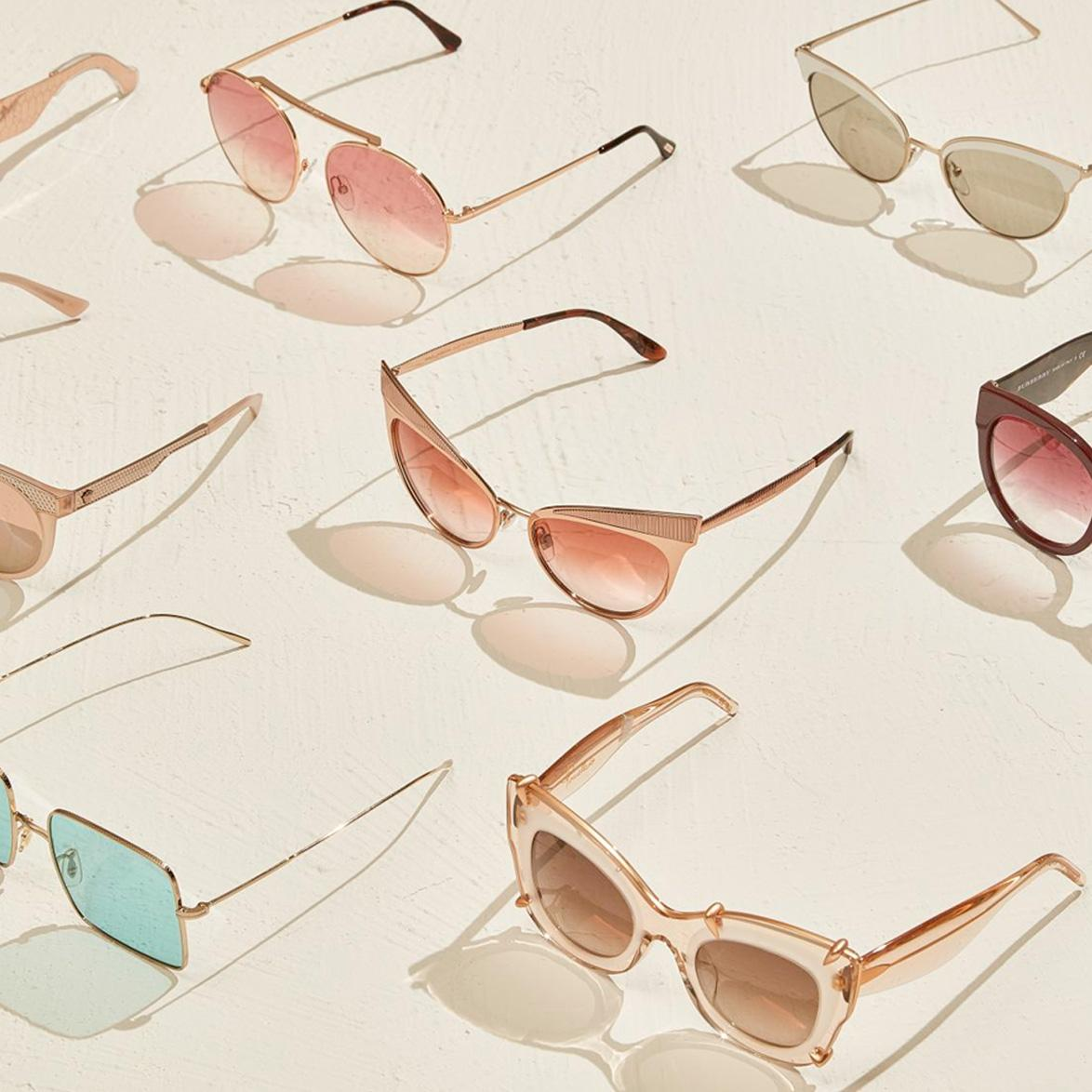 Sunglasses CK 18701 S 972 CRYSTAL//STRIPES